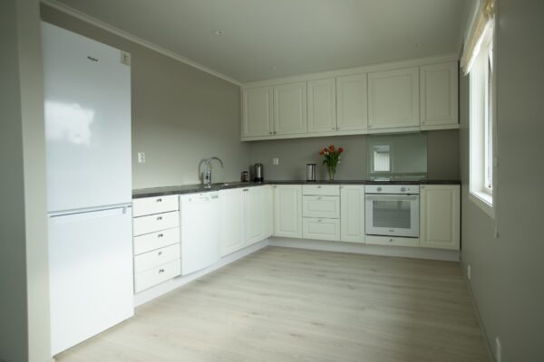 Olga huset kjøkken