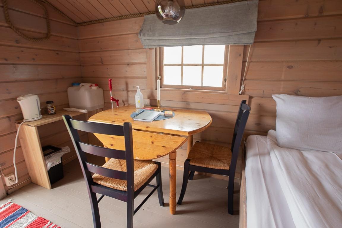 Jaameren hytte